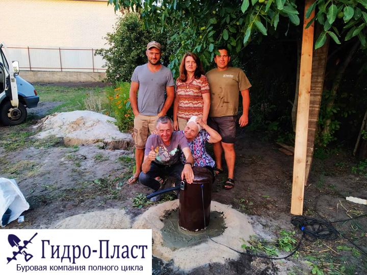 Бурение и обустройство скважин в Воронежской области