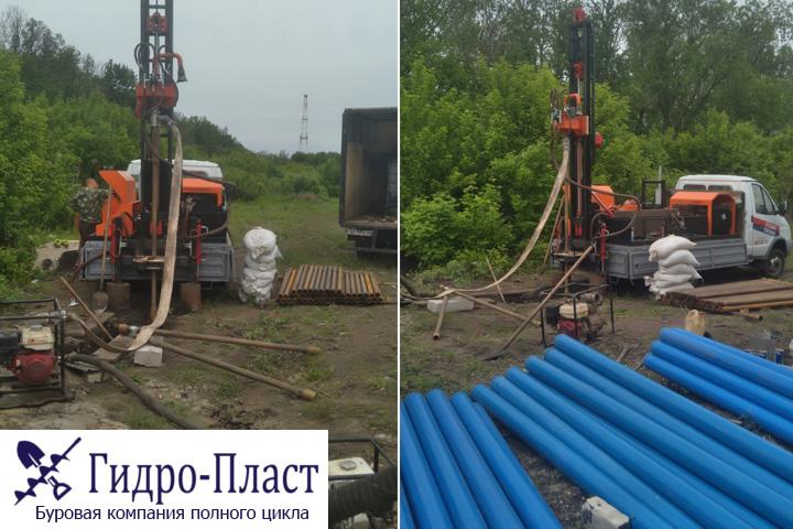 Новая скважина в Воронежской области
