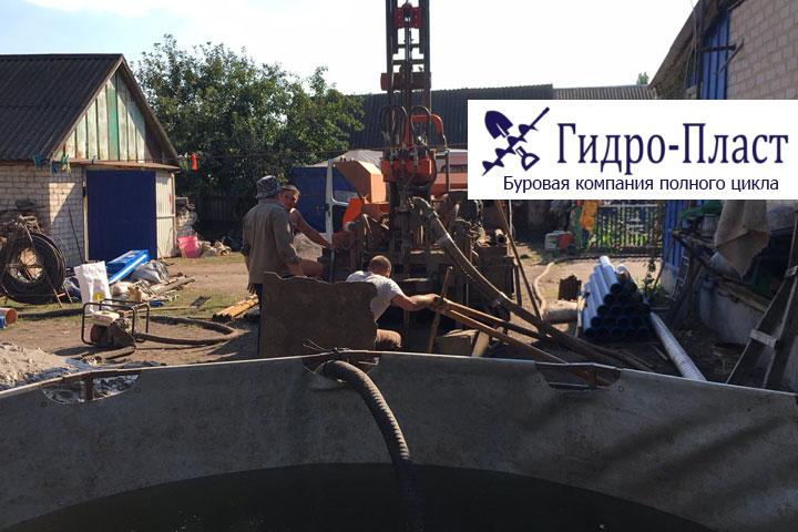 Бурение и обустройство скважины на воду под ключ в селе Орловка